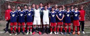 Kader der C-Junioren der JSG Hameln-Land