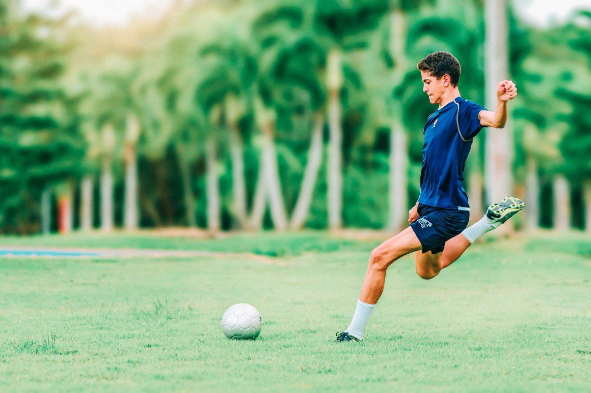 3-Jahresziel - Kobby Mendez - Fussball