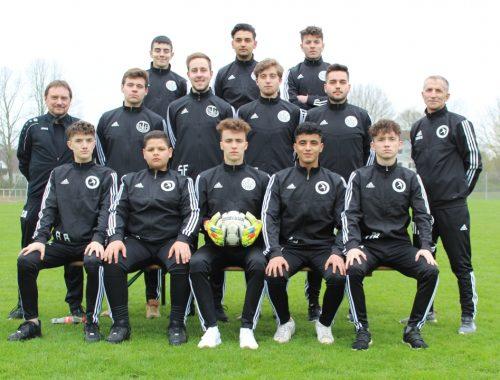 A2-Junioren Kreismeister 2018/2019