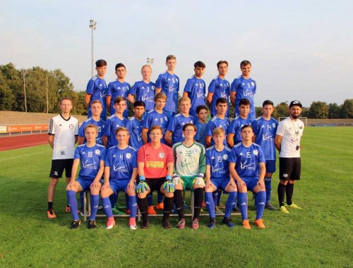 B-Junioren JSG Hameln-Land 2018/2019