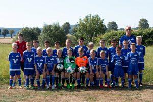 E1-Junioren Mannschaft 2018/2019