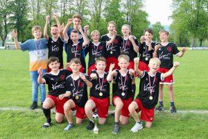 Die Sieger des Extaler Cup 2019: Die D-Junioren der JSG Hameln-Land
